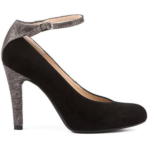 Descuento de la marca Zapatos especiales Unisa Zapatos Pusti Negro - Zapatos Zapatos de tacón Mujer