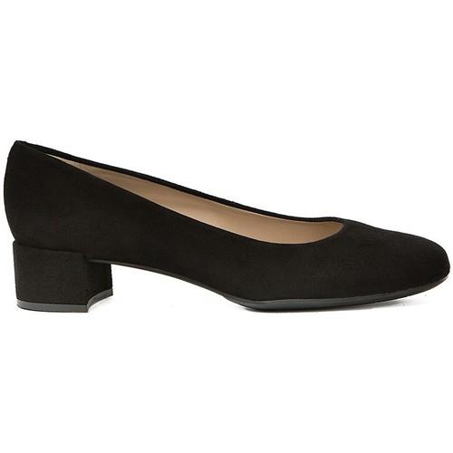 Zapatos Mujer Zapatos de tacón Unisa Zapatos Coen_KS Negro