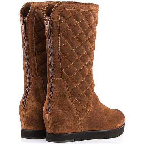 Descuento por tiempo limitado Unisa Botas Cain_BS Marrón - Zapatos Botas urbanas Mujer