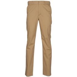 textil Hombre pantalones con 5 bolsillos Dockers D-ZERO STRETCH SATEEN Beige