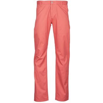 textil Hombre pantalones chinos Dockers ALPHA LIGHTWEIGHT TWILL Rojo