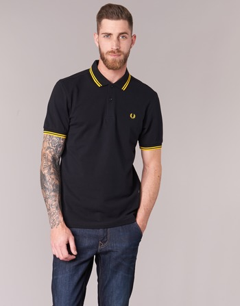 Fred Perry SLIM FIT TWIN TIPPED