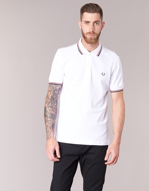 SLIM FIT TWIN TIPPED