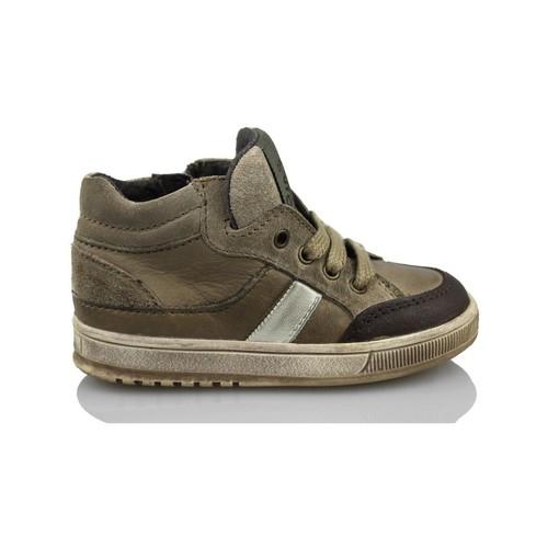 Zapatos Niños Zapatillas altas Acebo's KIDS BOY MARRON