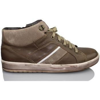 Zapatos Niño Zapatillas altas Acebo's APEL MARRON