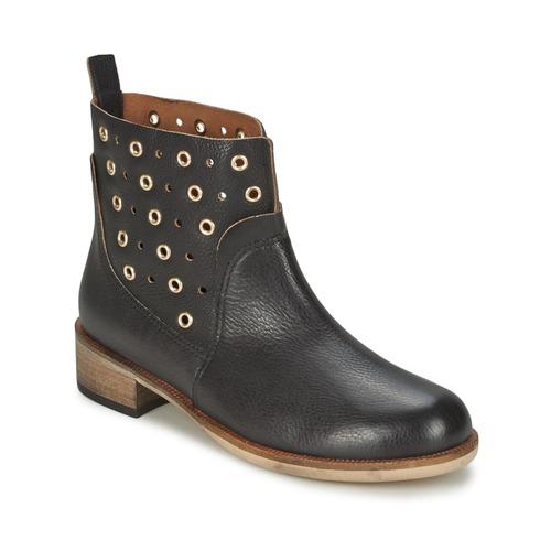 BOSS Casual 50266292 Nueva Negro - Envío gratis Nueva 50266292 promoción - Zapatos Botas de caña baja Mujer 280,00 46a5ab