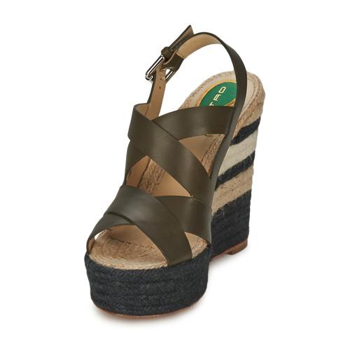 Zapatos de mujer baratos zapatos de mujer Zapatos especiales Etro 3948 Marrón