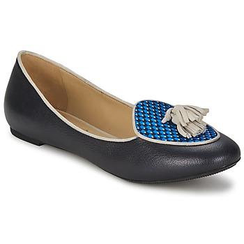 Zapatos Mujer Bailarinas-manoletinas Etro 3922 Azul