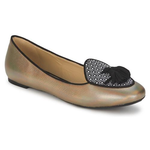 Venta de liquidación de temporada Zapatos especiales Etro 3922 Oro