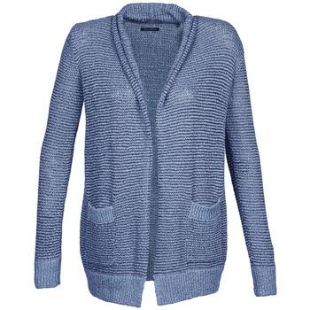 textil Mujer Chaquetas de punto Marc O'Polo LEROY Azul