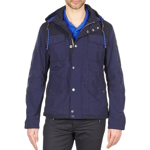 O'polo Hombre Marc Azul Nestor Cazadoras Textil Y6v7ybfg