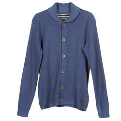textil Hombre Chaquetas de punto Marc O'Polo ROQUE Azul