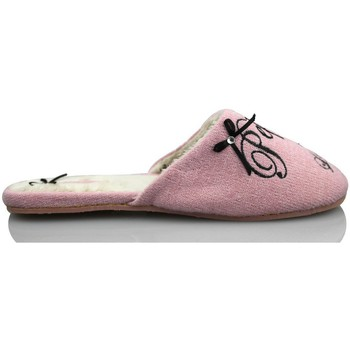 Zapatos Mujer Pantuflas Pepe jeans HOME W ROSA