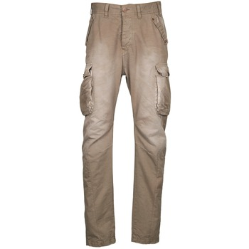 Pantalón cargo Freeman T.Porter PUNACHO COTTON GAB CHOCOLATE CHIP