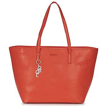 Bolsos Mujer Bolso shopping Desigual SAN FRANCISCO BLICK Rojo
