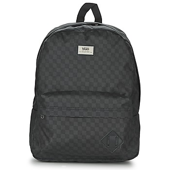 Bolsos Mochila Vans OLD SKOOL II BACKPACK Negro / Gris