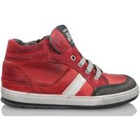 Zapatos Niños Zapatillas altas Acebo's KIDS BOY ROJO