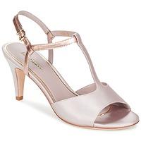 Zapatos Mujer Sandalias Luciano Barachini SPINETE Beige / Rosa
