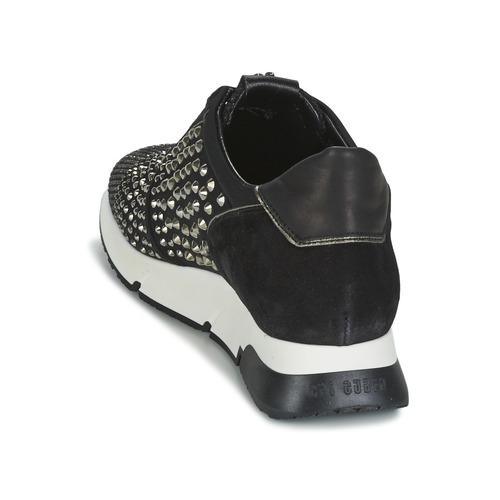 Zapatos Luciano Barachini Mujer Bajas Zapatillas Negro Soho v7ybgYf6