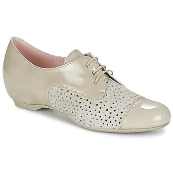 Zapatos Mujer Derbie Pitillos CLETTE CRUDO