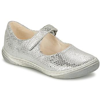 Zapatos Niña Bailarinas-manoletinas Shoo Pom MILA BABY Plateado