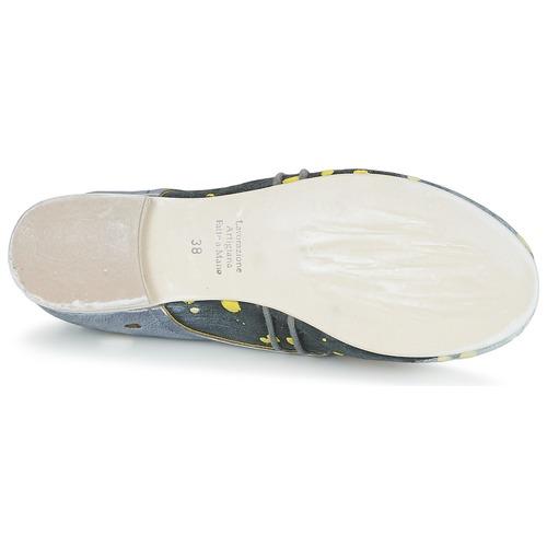 Mujer Lola Papucei Derbie Zapatos Gris eWYbE29DIH