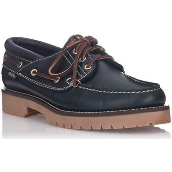 Zapatos Hombre Zapatos náuticos Snipe NAUTICO MARINO