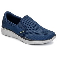 Zapatos Hombre Slip on Skechers EQUALIZER Marino