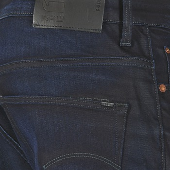 G-Star Raw 3301 SLIM Dark / Envejecido / Calumnia / Super / Stretch / Denim