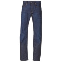 textil Hombre vaqueros rectos G-Star Raw 3301 STRAIGHT Hydrite / Denim / Envejecido