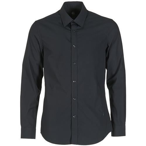 textil Hombre camisas manga larga G-Star Raw CORE Negro