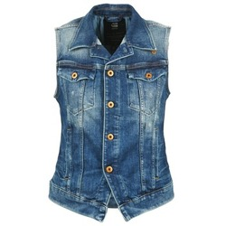 chaquetas denim G-Star Raw 3302 JKT S/LESS WMN