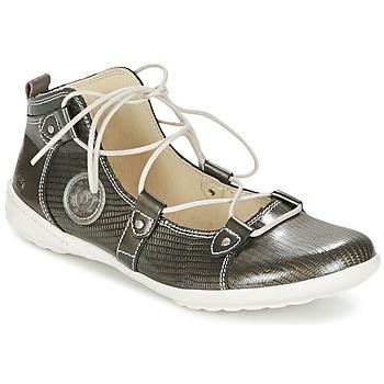 Zapatos Mujer Bailarinas-manoletinas Pataugas NORWAY/V Plateado