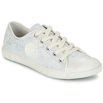 Zapatos Niña Zapatillas bajas Pataugas BOUTCHOU Blanco