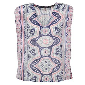 textil Mujer Tops / Blusas Antik Batik JAGGA Azul / Multicolor
