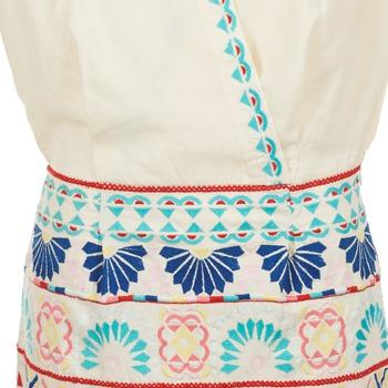 Antik Batik POLIN Blanco / Multicolor