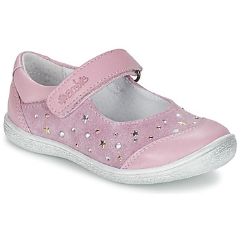 Zapatos Niña Bailarinas-manoletinas Acebo's DARKA Rosa