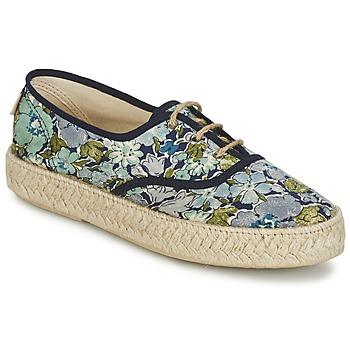 Zapatos Mujer Alpargatas Pare Gabia LOTUS Marino