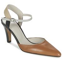 Zapatos Mujer Sandalias Perlato ANTELLA COGNAC
