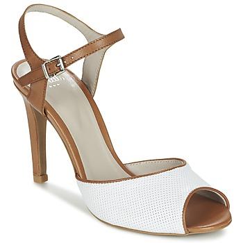 Zapatos Mujer Sandalias Perlato PINEDA Blanco