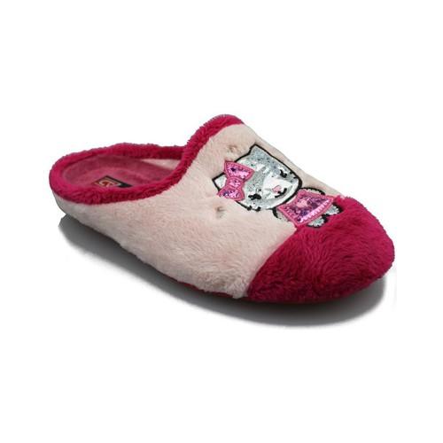 Zapatos Mujer Pantuflas Cabrera MONTBLAC W ROSA