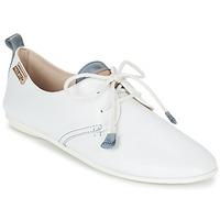 Zapatos Mujer Derbie Pikolinos CALABRIA 917 Blanco