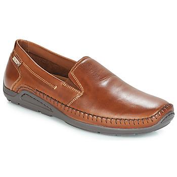 Zapatos Hombre Mocasín Pikolinos AZORES Marrón
