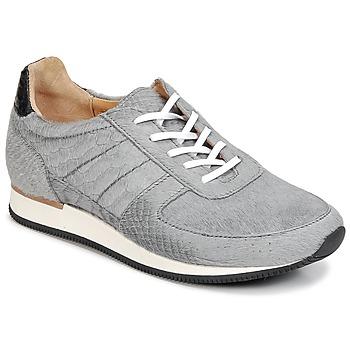 Zapatos Mujer Zapatillas bajas Fred de la Bretoniere JACQUES Gris