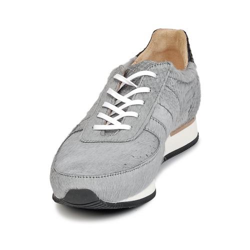 Jacques Gris De Bretoniere Bajas La Zapatos Mujer Fred Zapatillas SpUzVM
