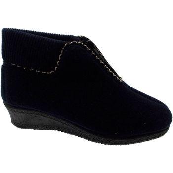 Zapatos Mujer Botines Davema DAV558bl blu