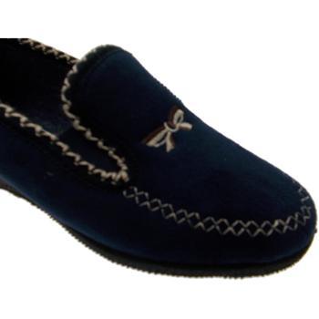 Davema DAV443bl blu - Zapatos Pantuflas Mujer 5918