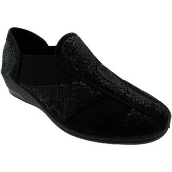 Zapatos Mujer Pantuflas Davema DAV7556NE nero