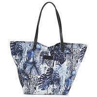 Bolsos Mujer Bolso shopping Christian Lacroix LIDIA 1 Azul / Blanco