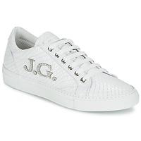 Zapatos Mujer Zapatillas bajas John Galliano 7977 Blanco